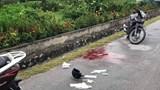Truy tìm hung thủ đâm người người phụ nữ đi xe máy trên cầu Bãi Cháy