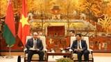Hà Nội tăng cường hợp tác với Belarus sản xuất ô tô vận tải