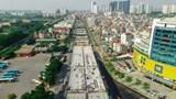 Hơn 1 năm thi công, cầu cạn Mai Dịch - Nam Thăng Long 5.300 tỷ đồng đang ra sao?