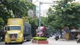 Quảng Ninh: Lo ngại hiểm họa tai nạn, thị xã Quảng Yên cấm xe container đi vào nội thị