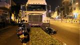 Bắt tài xế container phê ma túy tông chết người