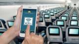 Hành khách Vietnam Airlines có thể sử dụng wifi kết nối internet