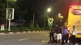 Ô tô tông văng xe máy, 2 sinh viên thương vong