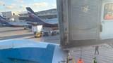 Máy bay của Vietnam Airlines gặp sự cố tại Nga