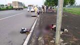 Tai nạn hy hữu lúc sáng sớm, 2 nam thanh niên thương vong