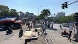 Con đường gốm sứ trở thành bãi rác và nhà vệ sinh công cộng