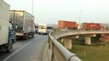 Phân luồng đường gom cao tốc Hà Nội- Hải Phòng và đầu cầu Thanh Trì