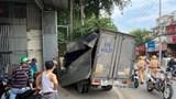 TP.HCM: Trộm xe tải rồi gây tai nạn liên hoàn