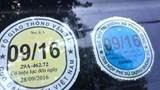 Xe kinh doanh vận tải sẽ có màu tem đăng kiểm riêng biệt?