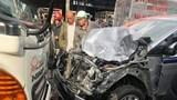Thiếu tá quân đội tông tử vong cô gái 18 tuổi
