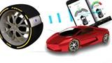 Ra mắt lốp xe thông minh có thể tương tác với tài xế
