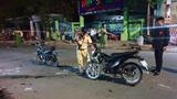 Hai xe máy tông nhau trực diện, 2 thanh niên chết thảm ở Bình Dương