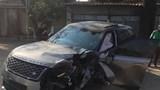 Hà Nội: Tai nạn liên hoàn giữa 3 xe ô tô và 2 xe máy