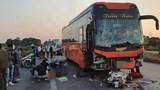 Danh tính người phụ nữ tử vong trong vụ tai nạn liên hoàn trên cao tốc Hà Nội - Bắc Giang