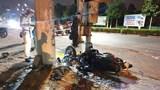 CSGT Bình Dương bác tin truy đuổi khiến thiếu niên lao vào cột đèn tử vong