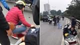 Tạm giữ hình sự tài xế xe bán tải gây tai nạn khiến 2 mẹ còn thương vong rồi bỏ chạy