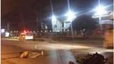 Hà Nội: Va chạm với container trong đêm, nam thanh niên tử vong tại chỗ