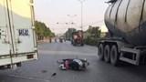Hà Nội: Mẹ tử vong, con gái 6 tuổi cấp cứu sau va chạm với xe tải