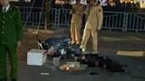 Va chạm với xe tải, nam thanh niên tử vong trên phố Hà Nội
