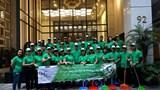 Tập đoàn OHG chung tay giữ gìn đường phố xanh sạch đẹp