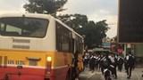 Triệu tập tài xế xe buýt 60 chỗ 'nhồi nhét' gần 120 học sinh