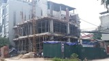 Quận Hoàng Mai hợp thức hóa cho sai phạm trật tự xây dựng?