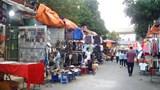 Vi phạm trật tự đô thị tái diễn trên phố Phan Văn Trường