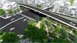 Hà Nội: Phân luồng lưu thông cầu vượt nút giao An Dương - Thanh Niên