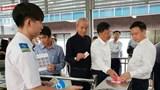 Hà Nội: Chính thức sử dụng vé điện tử đi buýt nhanh BRT