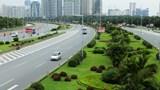 Hà Nội: Tổ chức lại giao thông trên đường gom đại lộ Thăng Long