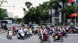 Đảm bảo trật tự an toàn giao thông đường bộ tại Hà Nội: Quản lý chặt mô tô, xe máy