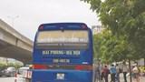 """Bến """"cóc"""" trên đường Nguyễn Xiển chuyển đi... 50m"""
