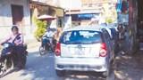 Vi phạm trật tự đô thị tại nút Tây Kết - Nguyễn Khoái
