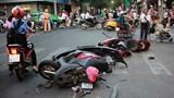 Gần 1 nghìn trẻ em thương vong do tai nạn giao thông