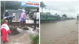 Đường sắt Bắc Nam, quốc lộ 1 tê liệt do mưa lũ