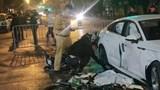 Hà Nội: 3 người thương vong trong vụ tai nạn tại ngã tư Phan Chu Trinh - Lý Thường Kiệt