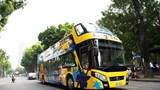 Thêm tuyến xe buýt 2 tầng phục vụ khách tham quan Hà Nội
