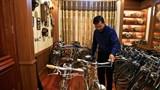 Bộ sưu tập xe đạp cổ đồ sộ và hiếm có ở Hà thành