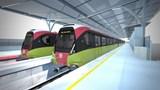 Đường sắt Nhổn - ga Hà Nội sắp hoàn thành đoạn đi trên cao
