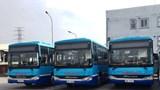 Thêm 60 xe buýt Hà Nội được thay mới