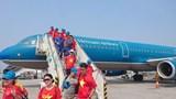 Tăng 14 chuyến bay phục vụ người hâm mộ xem trận chung kết AFF Cup 2018