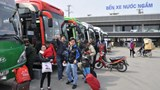 Hà Nội tăng cường hơn 3.000 lượt xe khách dịp Tết