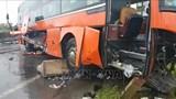 Tai nạn giao thông liên tiếp do 'ổ gà' trên Quốc lộ 1 đoạn qua Phú Yên