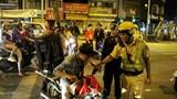 """TP Hồ Chí Minh: Đồng loạt chặn bắt, xử lý các trường hợp """"đi bão"""" vi phạm pháp luật"""