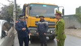 Hà Nội: Liên ngành bí mật xử lý xe tải vào đường cấm