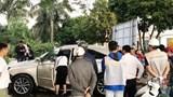 Thêm 1 vụ nữ tài xế xe Lexus gây tai nạn liên hoàn