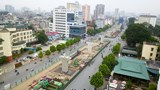 Hà Nội phân luồng giao thông phục vụ thi công dự án Vành đai 2