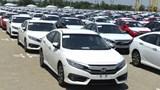 Cuối năm, ô tô nhập khẩu về Việt Nam tăng mạnh