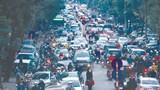 Thu phí khí thải: Hạn chế phương tiện giao thông cơ giới