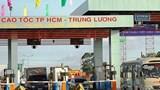 Cao tốc TP Hồ Chí Minh - Trung Lương sắp hết hạn thu phí